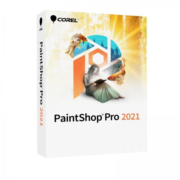 Corel PaintShop Pro 2021 - Windows