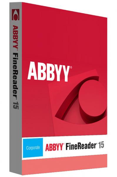Abbyy FineReader 15 Corporate - Windows