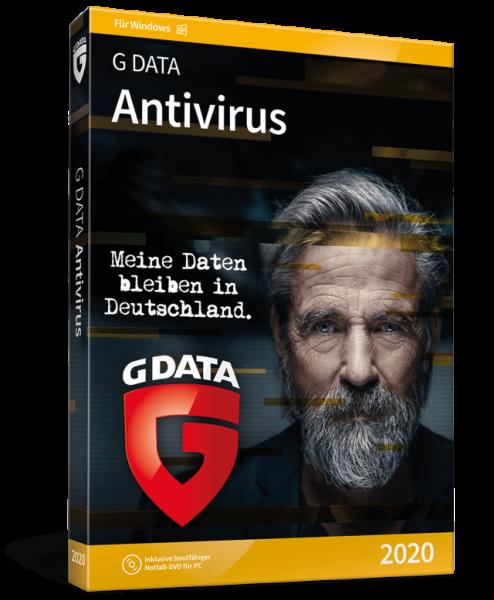 G DATA Antivirus 2020 - Download