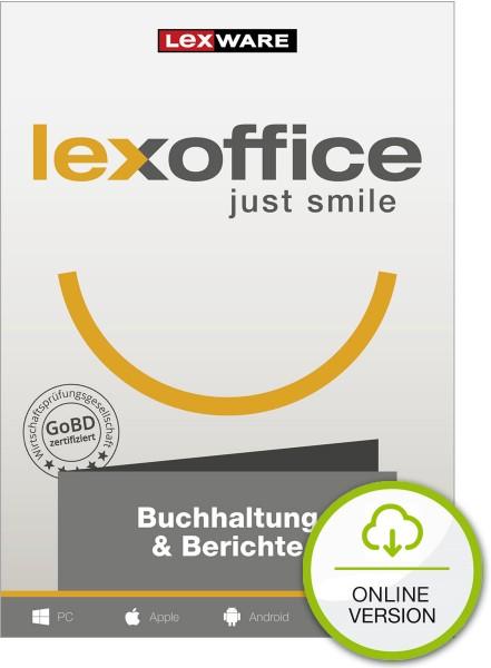 LexOffice Buchhaltung & Berichte - 365 Tage - Download