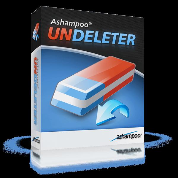 Ashampoo Undeleter - Windows