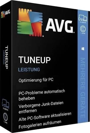 AVG TuneUp 2020 | Windows | Download