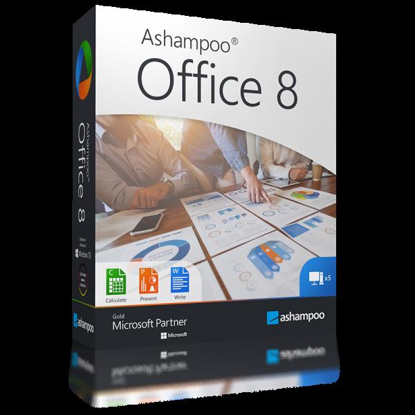 Ashampoo Office 8   Windows