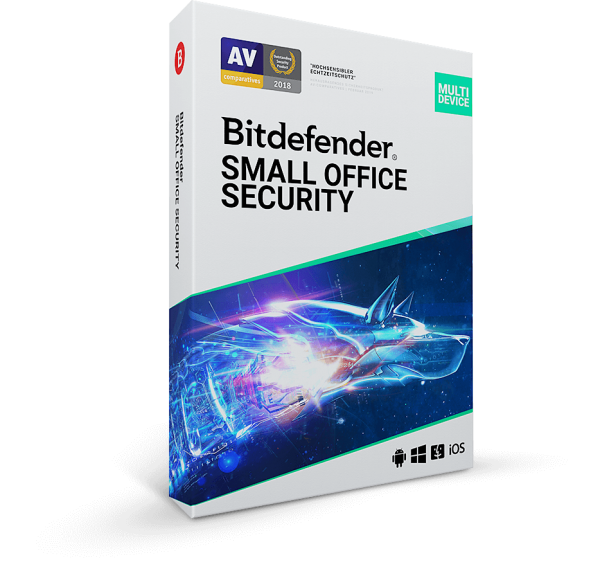 Bitdefender Small Office Security 2021 (2020) | Vollversion