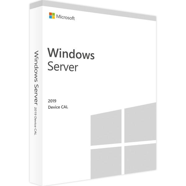 Windows Server 2019 Device