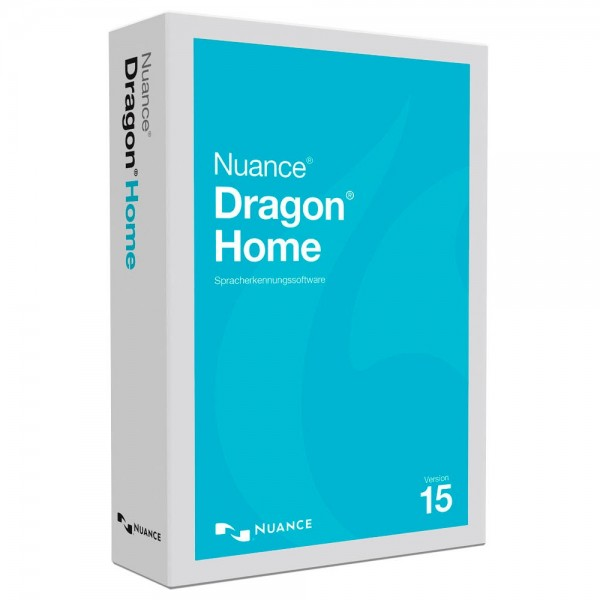 Nuance Dragon Home 15 | Windows | Vollversion