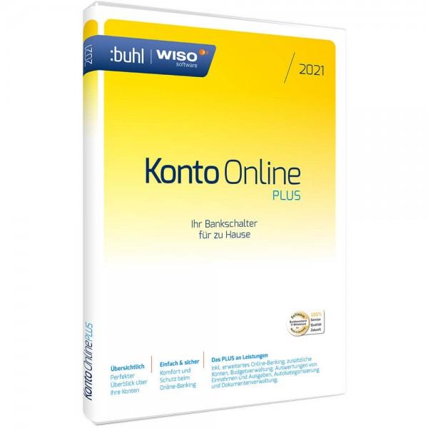 WISO Konto Online Plus 2021 - Windows - Download