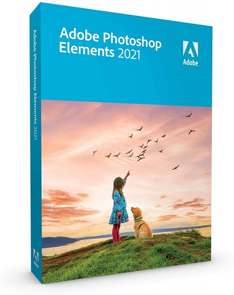 Adobe Photoshop Elements 2021   Windows/Mac