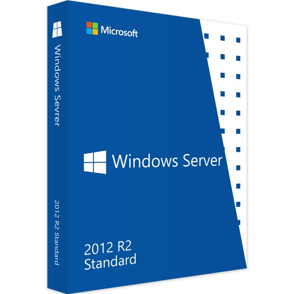 Windows Server 2012 R2 Standard Vollversion