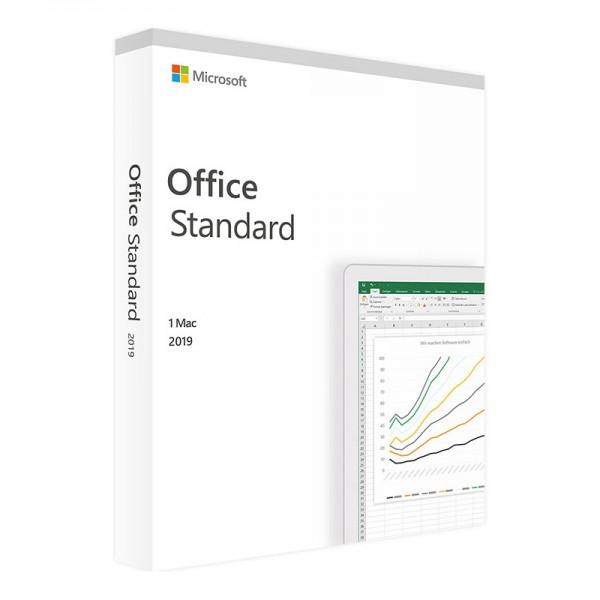 Microsoft Office 2019 Standard MAC