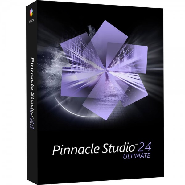 Pinnacle Studio 24 Ultimate | Windows