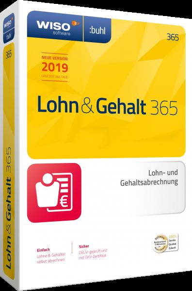 WISO Lohn & Gehalt 365 - Windows - Download