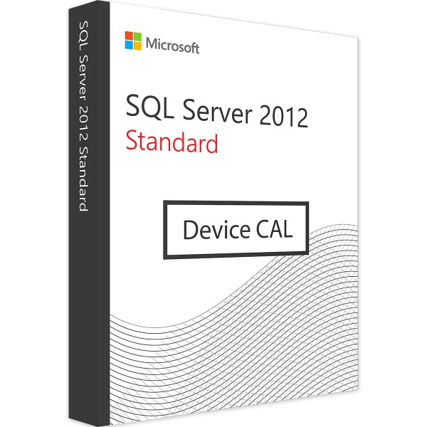 Microsoft SQL Server 2012 Device