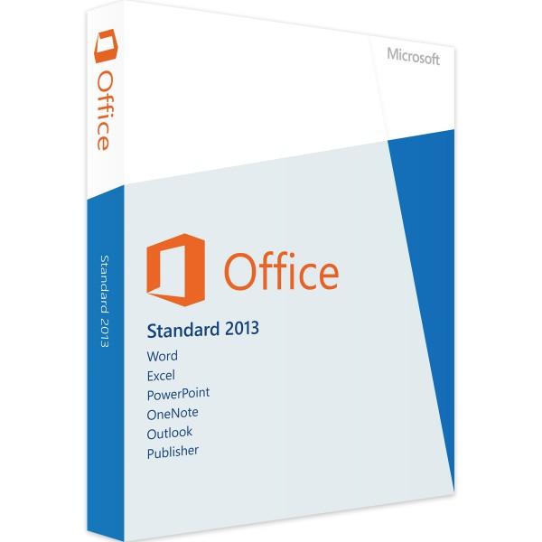 Microsoft Office 2013 Standard | Windows