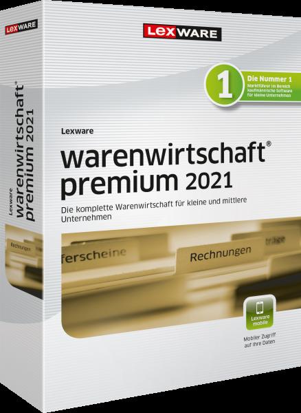 Lexware Warenwirtschaft Premium 2021 | Windows