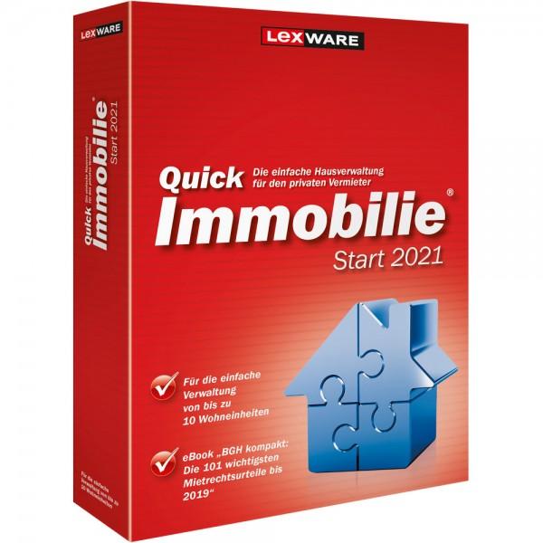 Lexware QuickImmobillie Start 2022 | Windows
