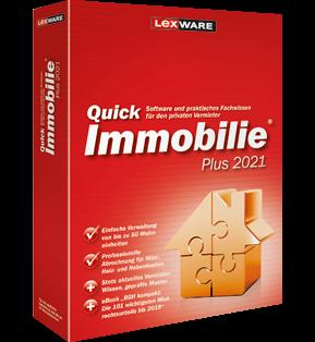 Lexware QuickImmobillie Plus 2021 | Windows