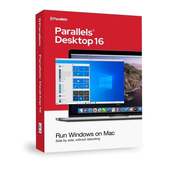 Parallels Desktop 16 Professional für MAC | 1 Jahr