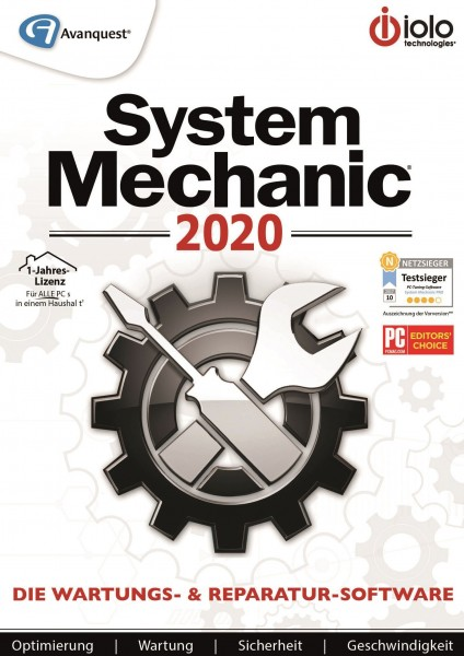 iolo System Mechanic 2020 | Download