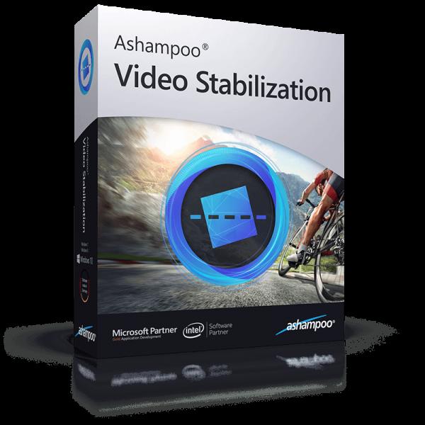 Ashampoo Video Stabilization - Windows