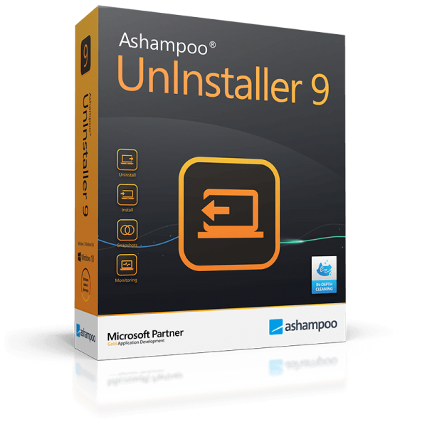 Ashampoo UnInstaller 9 | Windows | Download
