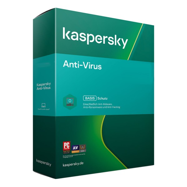 Kaspersky Anti-Virus 2021