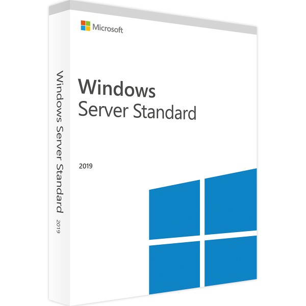 Windows Server 2019 Standard - Vollversion - Download