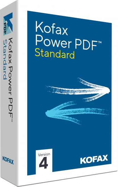 Kofax Power PDF Standard 4.0