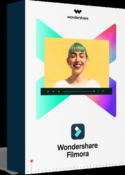 Wondershare Filmora X |